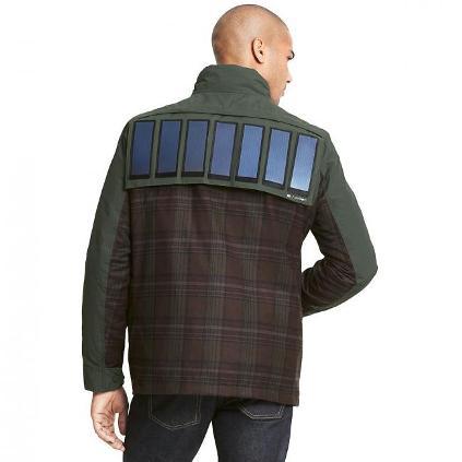 Tommy Hilfiger Solar Powered Jacket
