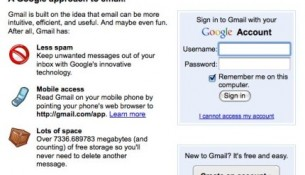setup gmail account
