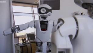 modular humanoid robot