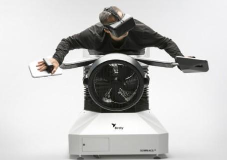 Birdly VR