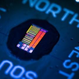 processor uses light