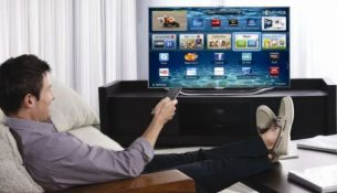 internet browsing with smart tv