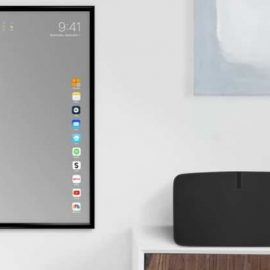 apple smart mirror