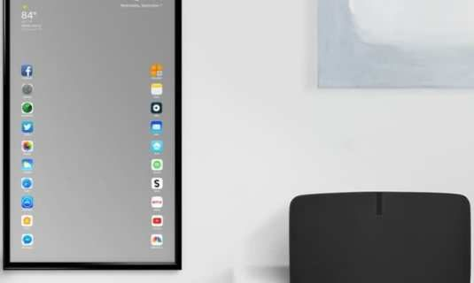 apple smart mirror