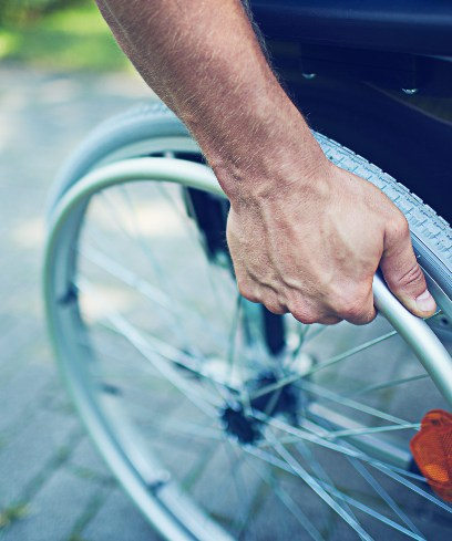 google maps help users in wheelchairs